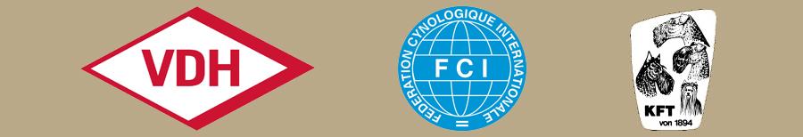 Logos Zuchtverbände